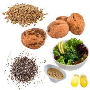 omega 3 plantaardig Vegan veganisme wholefoods