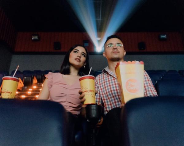 vegan movie night